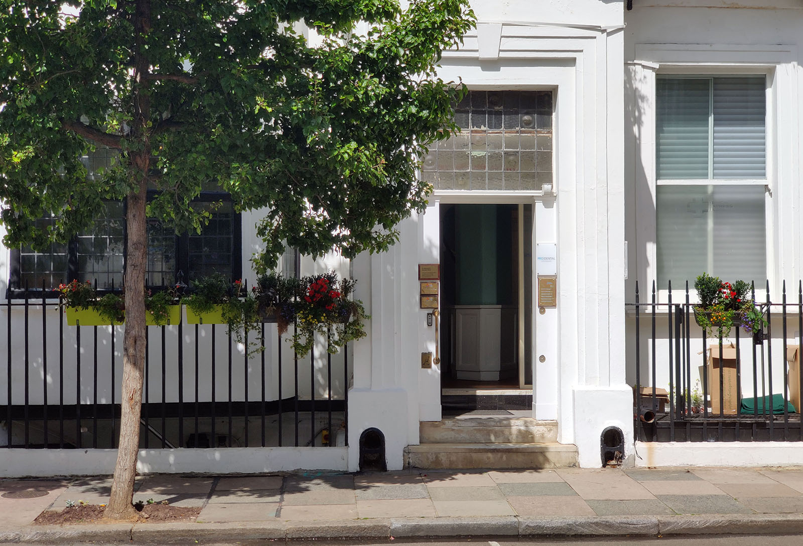 Harley Street private gp practice