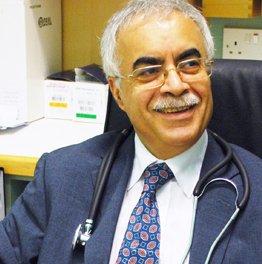private gp London - Dr Mohammad Bakhtiar