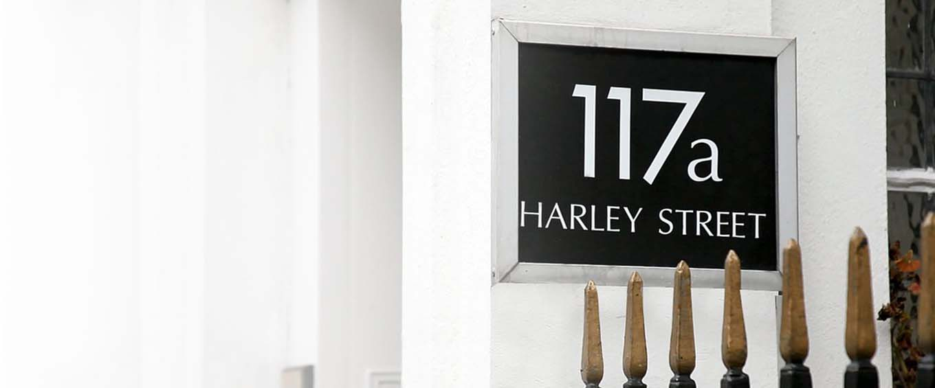 Harley Street Clinic Address