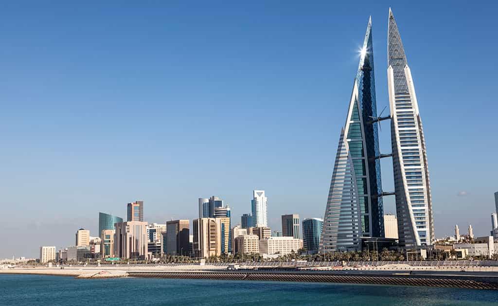 bahrain visa medical