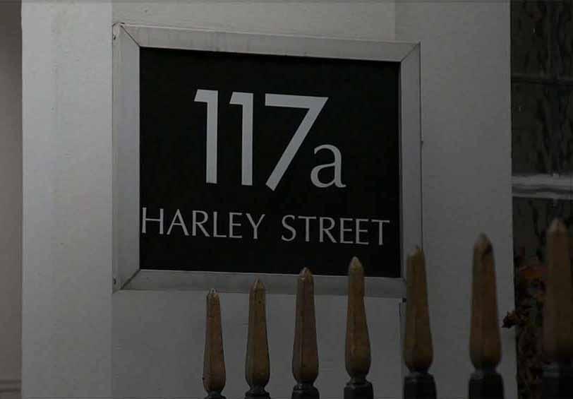 Harley Street Clinic Address