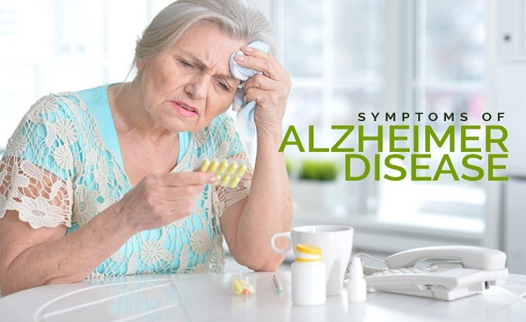 Signs and Symptoms of Alzheimer Disease