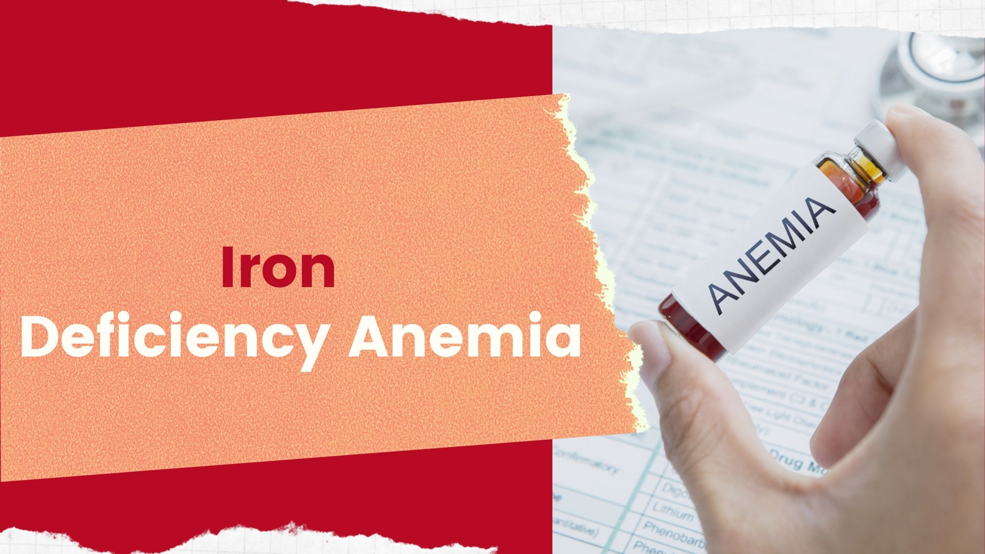 Unknown facts you must know about Iron Deficiency Anaemia