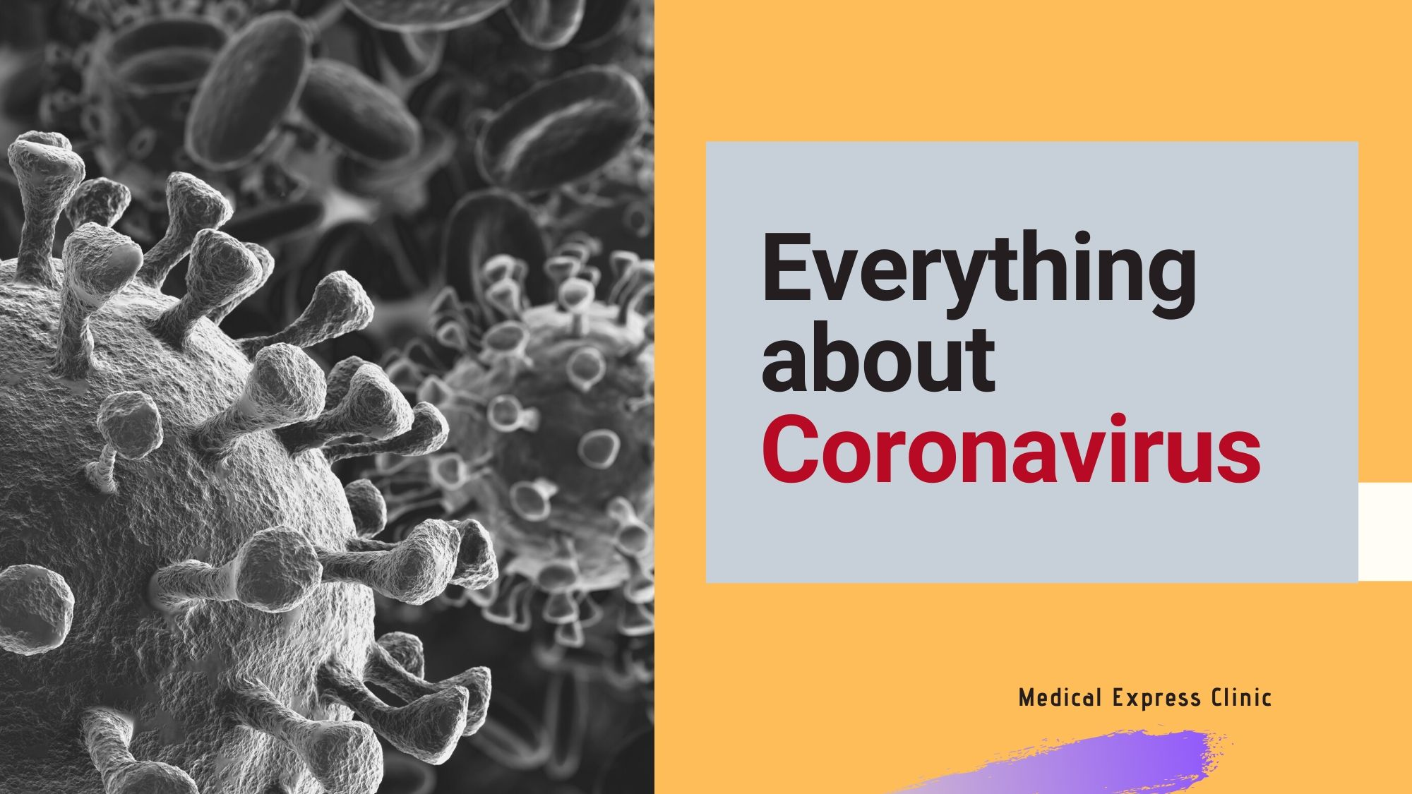 About Coronavirus and What to do with its Symptoms